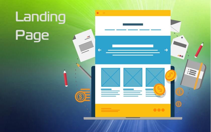 Создание лендинг страницы