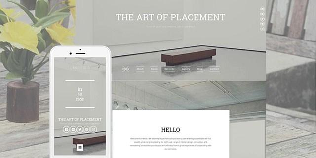Современный дизайн сайтов