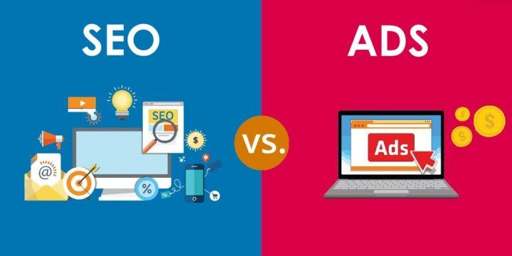 SEO или Google Ads. Что выбрать?
