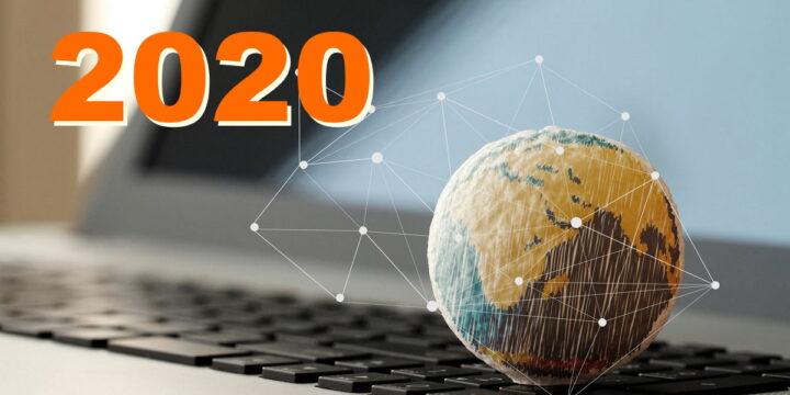 Самые посещаемые сайты Украины за 2020. Итоги
