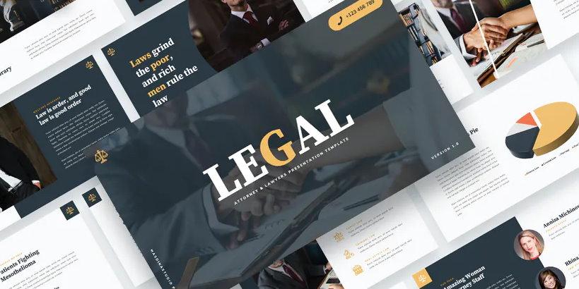 Особенности юридических сайтов