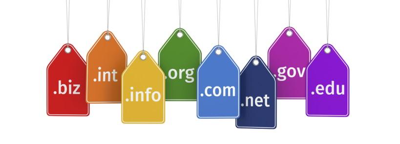 Какими бывают домены